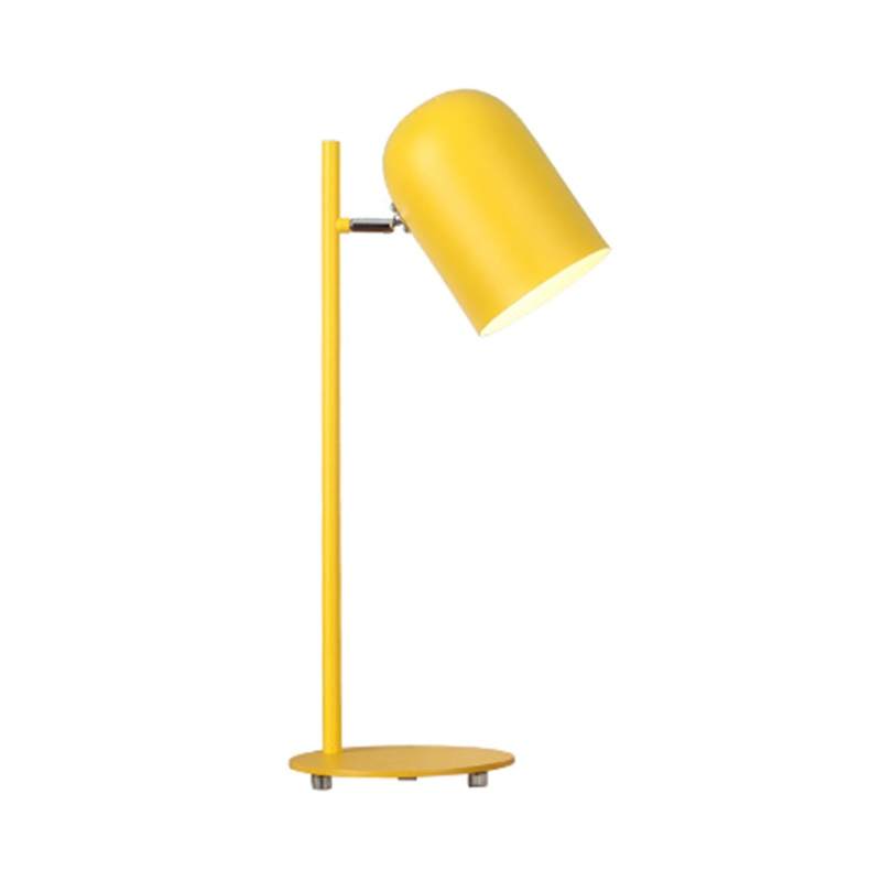 Thunlit Yellow Study Lamp