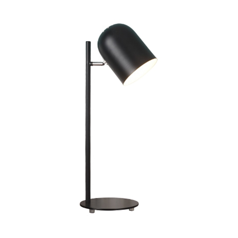 Thunlit Black Study Lamp