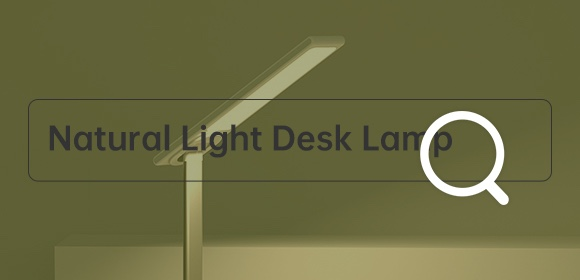Natural Light Desk Lamp - Say