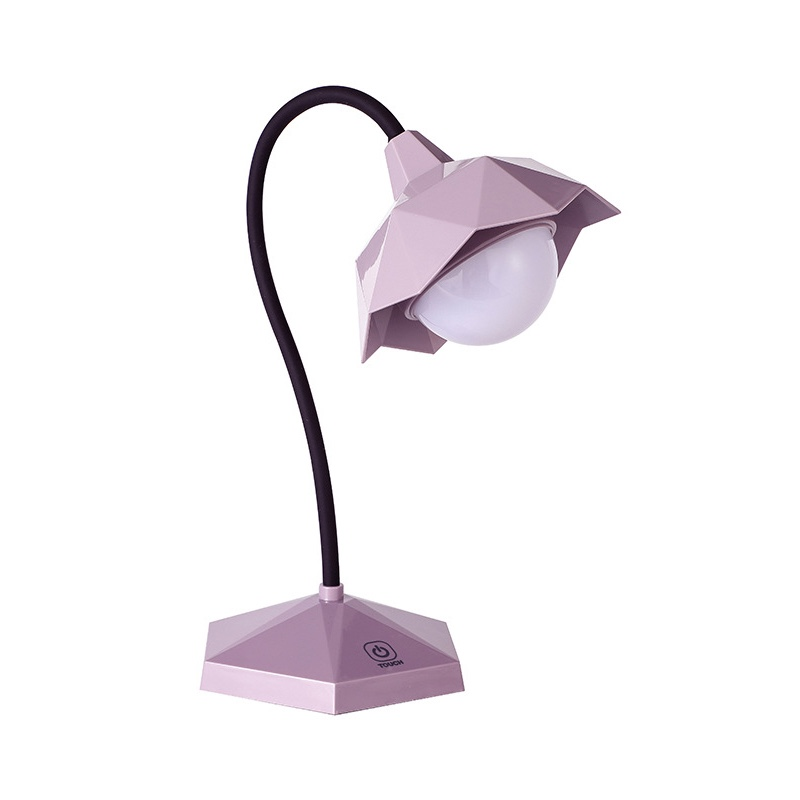 Thunlit Purple Desk Lamp