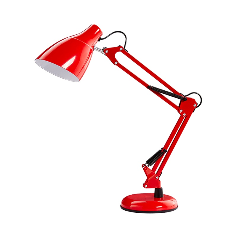 Thunlit Red Desk Lamp