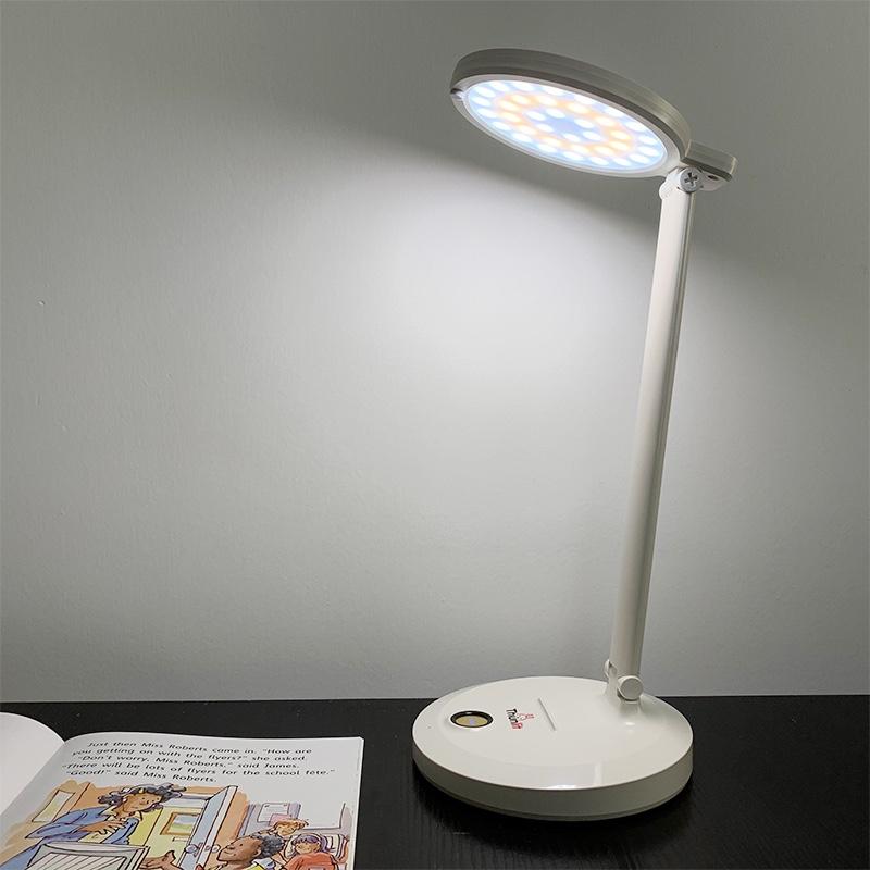 Thunlit Bright Desk Lamp Soft Light Eye Protection Lamp